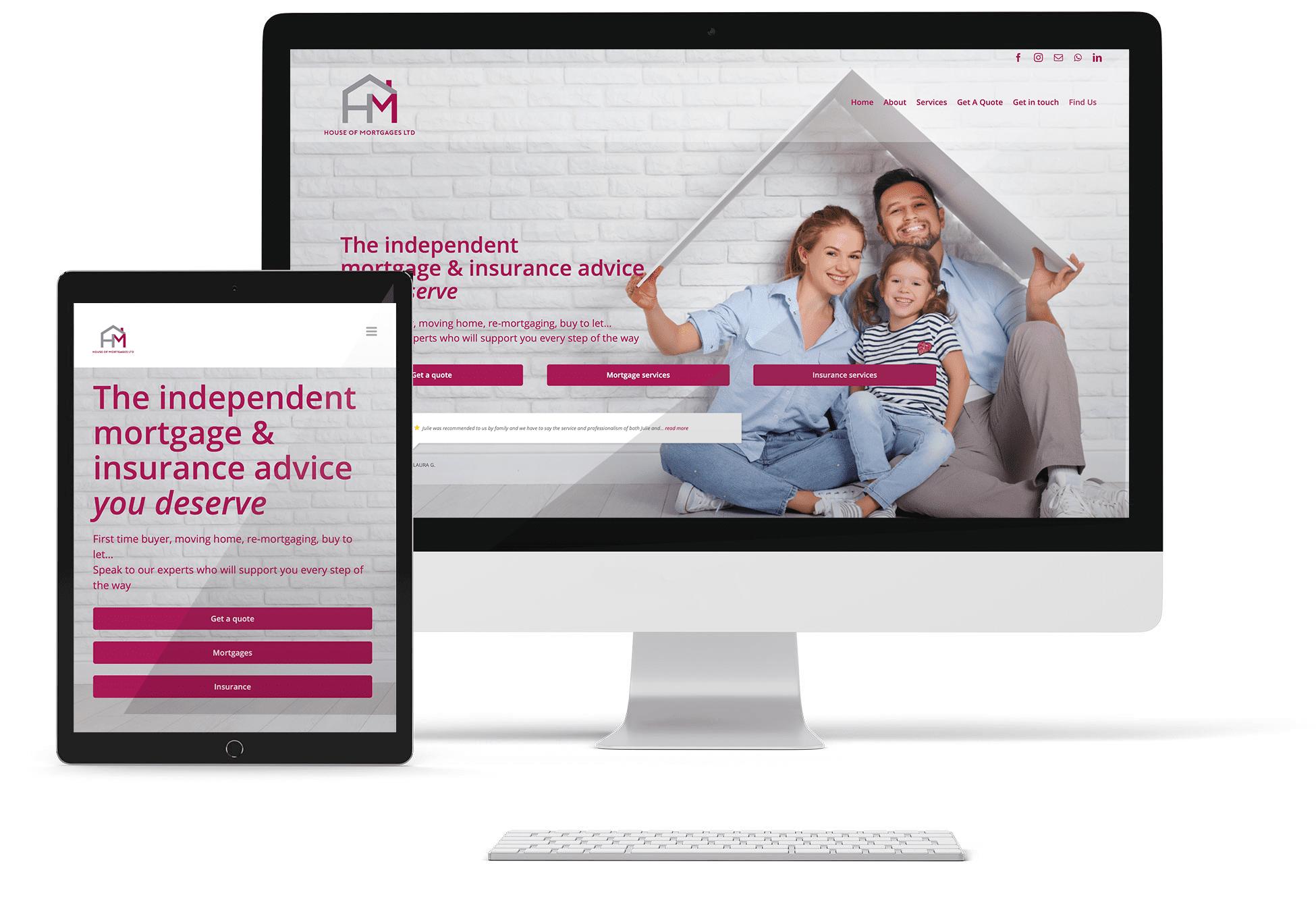 Springtide Digital Marketing - Web Design and CRM